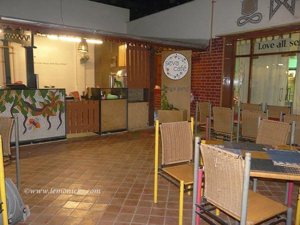 seva cafe @lemonicks.com