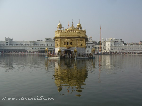 golden temple amritsar @lemonicks.com