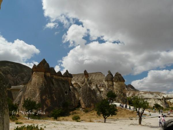 cappadocia rock @lemonicks.com