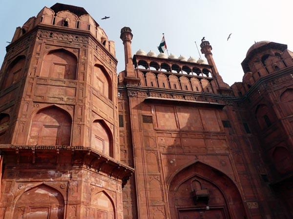red fort new delhi @lemonicks.com