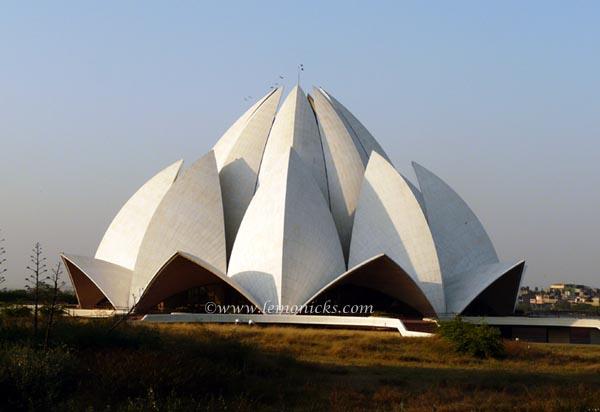 Bahai temple @lemonicks.com