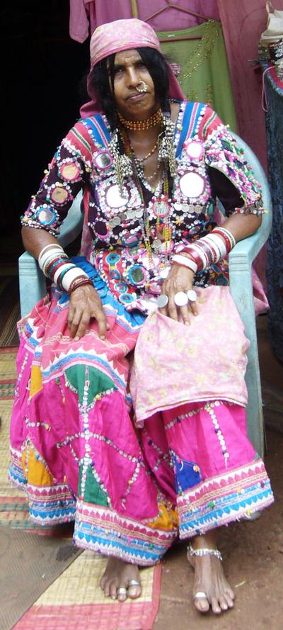 Lambani tribal