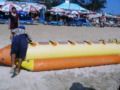 going bananas ride @lemonicks.com