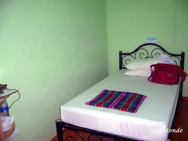 cheapest room i ever stayed in Krabi @lemonicks.com