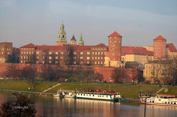 Wawel Castle krakow @lemonicks.com
