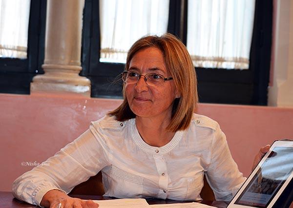 meeting the mayor lebrija spain @lemonicks.com