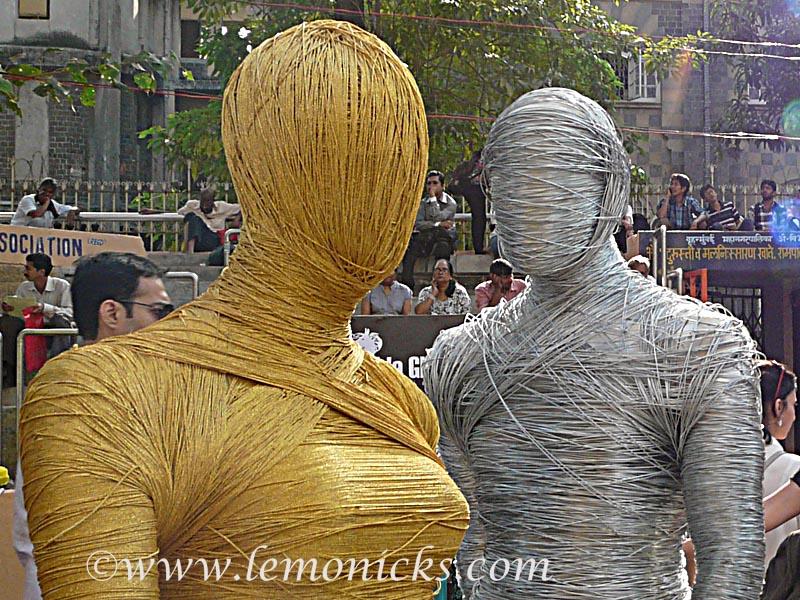 kala ghoda arts festival mumbai @lemonicks.com