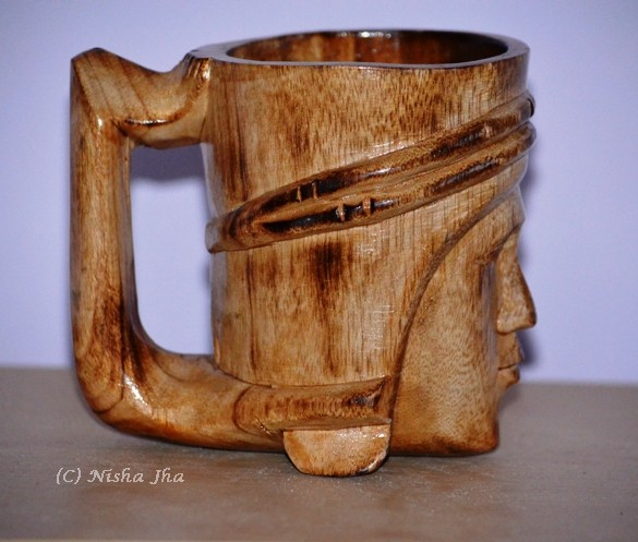 wooden mug @lemonicks.com