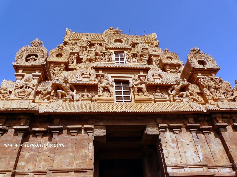 Bragatheeswara Temple @lemonicks.com