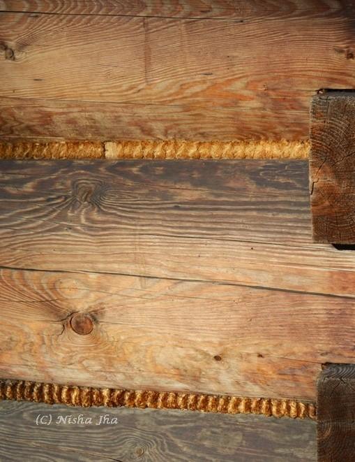 zakopane church wood wall @lemonicks.com
