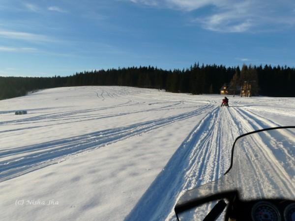 Poland in winters Snow zakopane @lemonicks.com