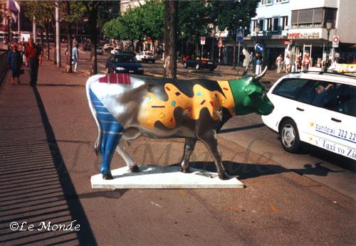 cows zurich