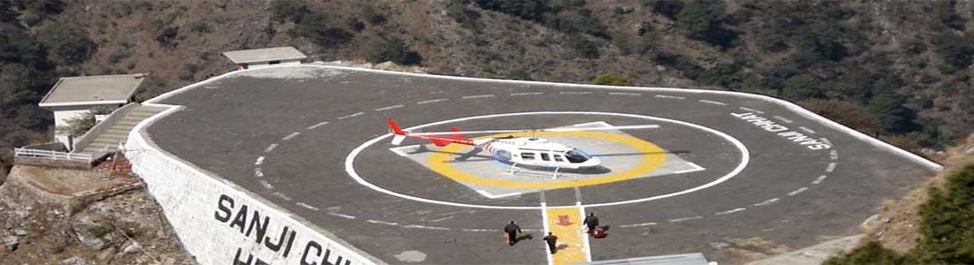 helicopter service vaishno devi