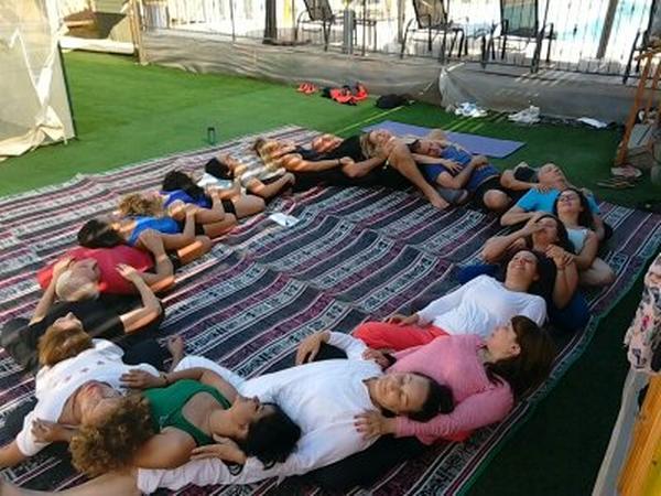 Israel Yoga