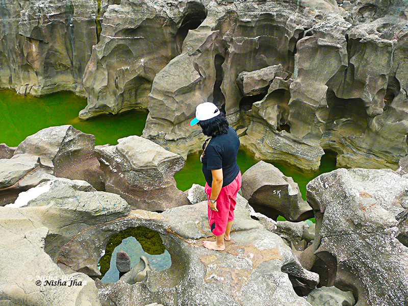 …..to discover this geological wonder