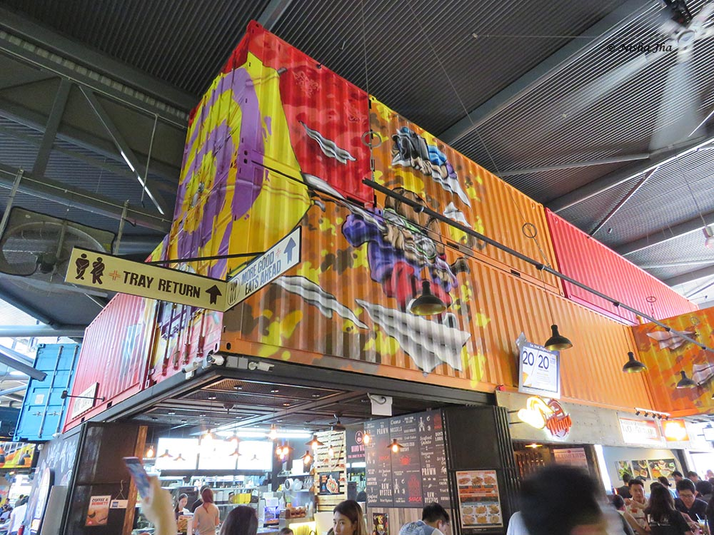 Timbre+ singapore container food joint