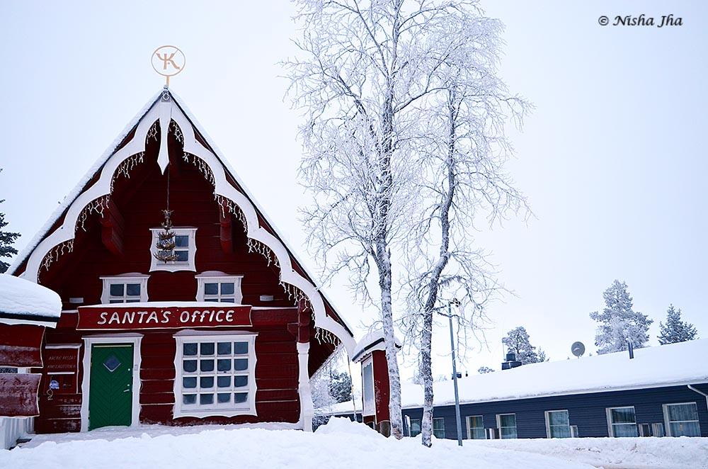 Office of Santa Claus saariselka lemonicks.com