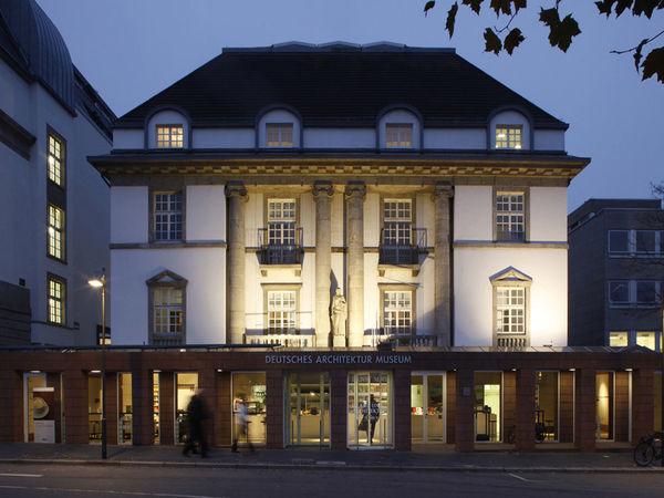 German Architecture Museum Frankfurt Itinerary