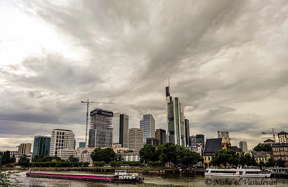 mainhattan Frankfurt Itinerary