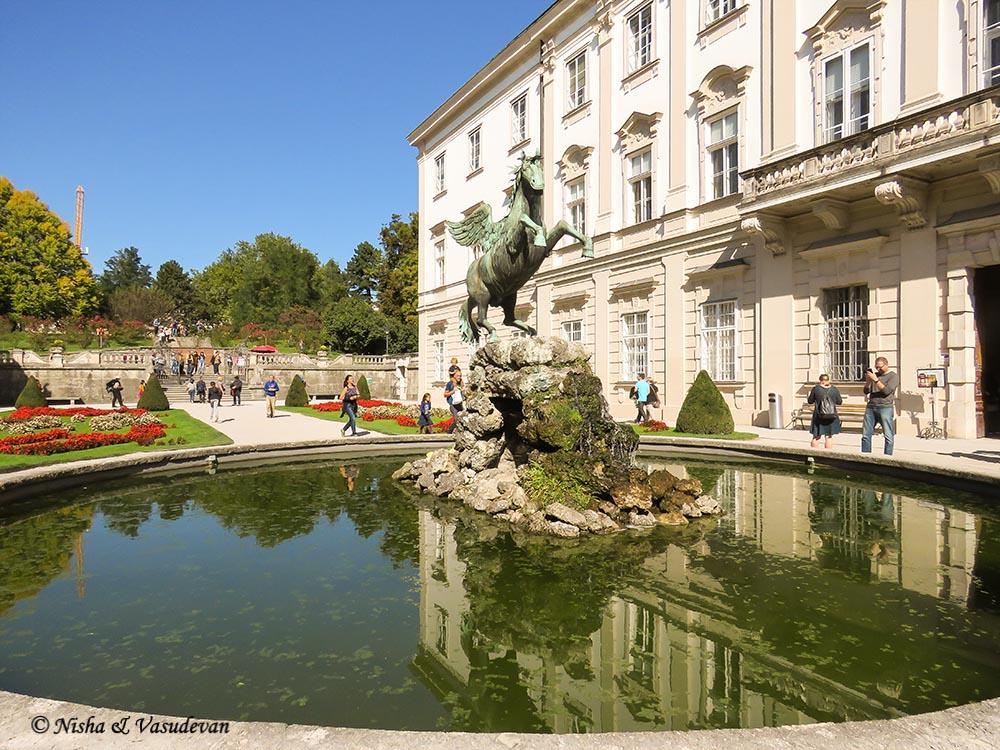 Sound of Music Tour Movie Locations, Salzburg, Austria