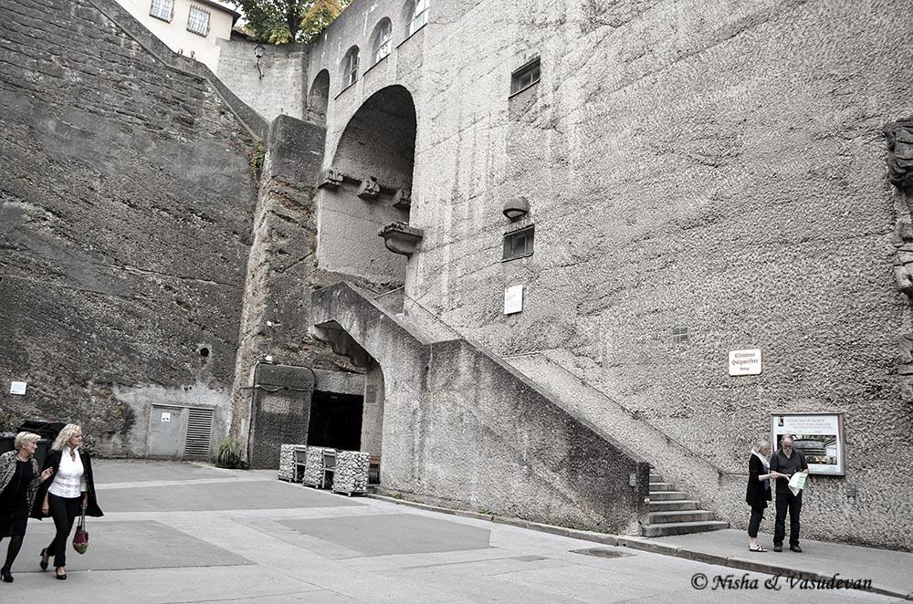 Sound of Music Movie Locations, Salzburg, Austria