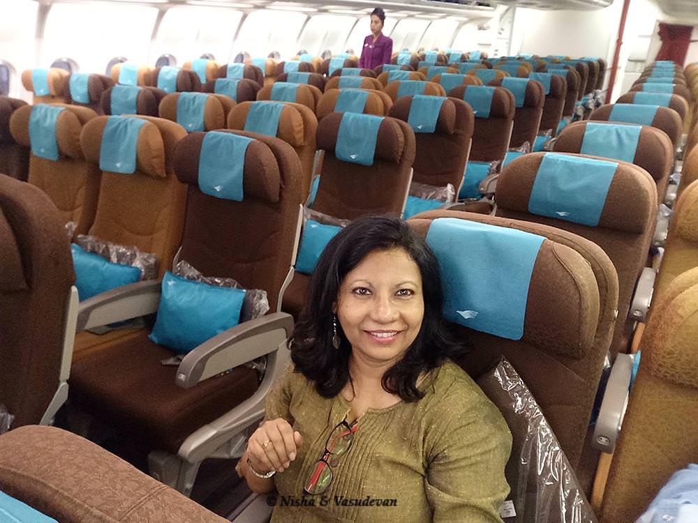 mumbai bali direct flight garuda interiors