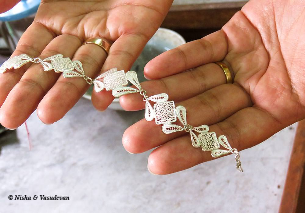 silver jewelry in Yogyakarta