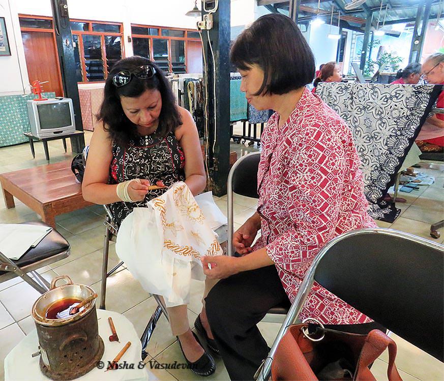 batik workshop yogyakarta