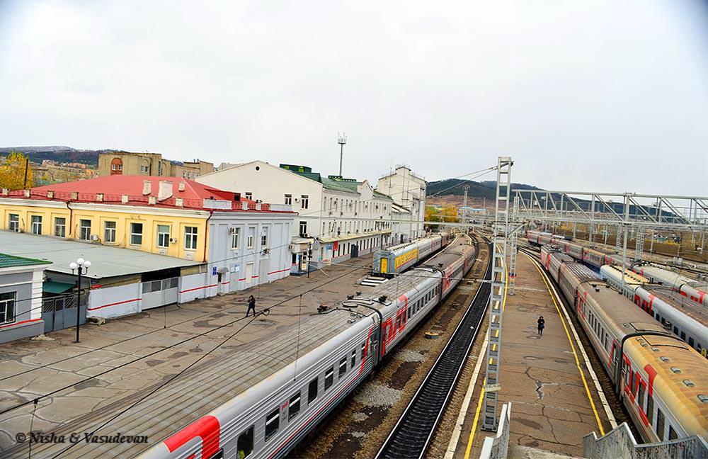 Trans siberian trains @www.lemonicks.com