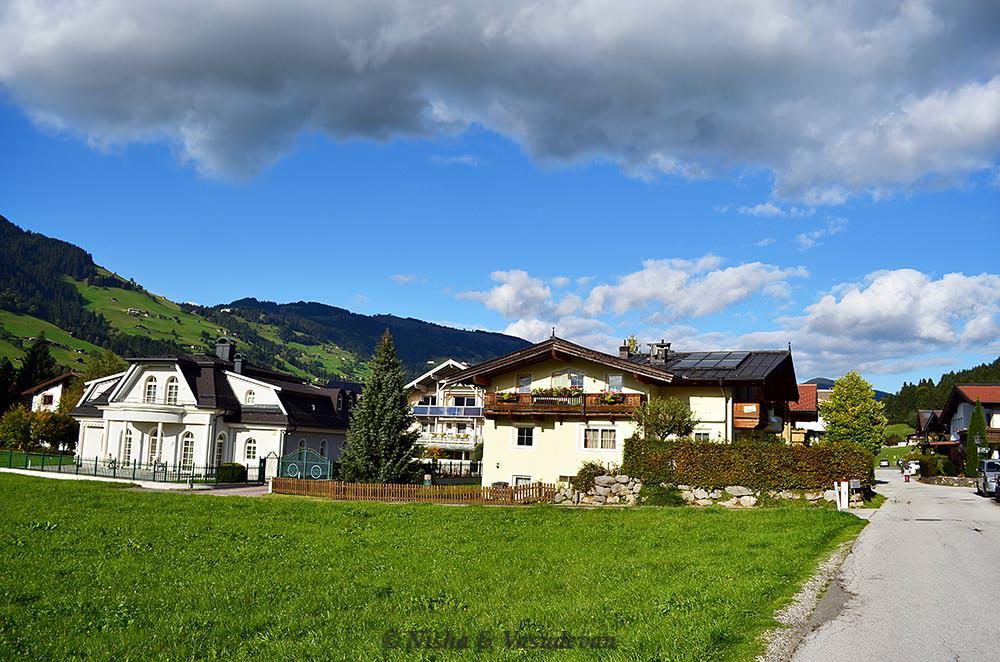 westendorf village austria