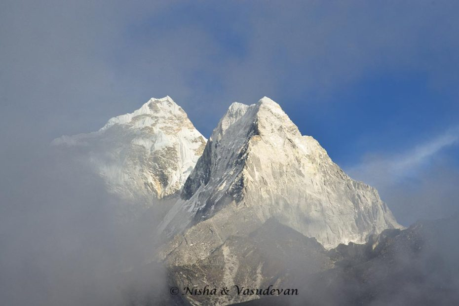 failing to plan is planning to fail, Iprotect , travel plan finance packing list , ama dablam