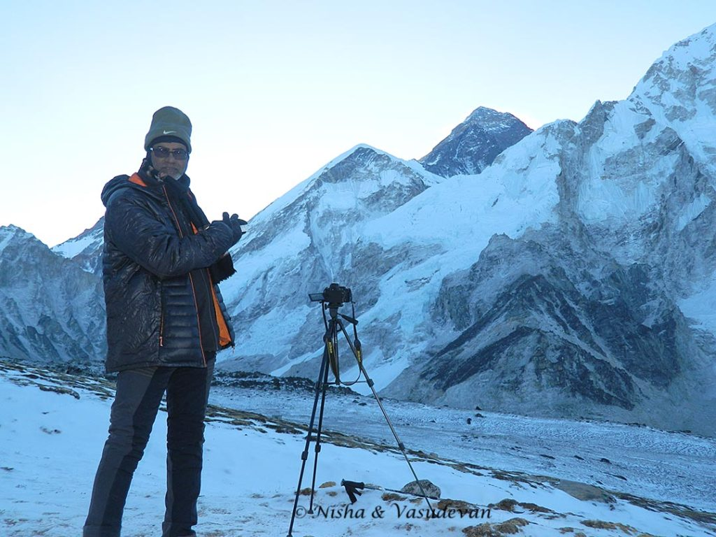 failing to plan is planning to fail, Iprotect , travel plan finance packing list , view of Mt Everest