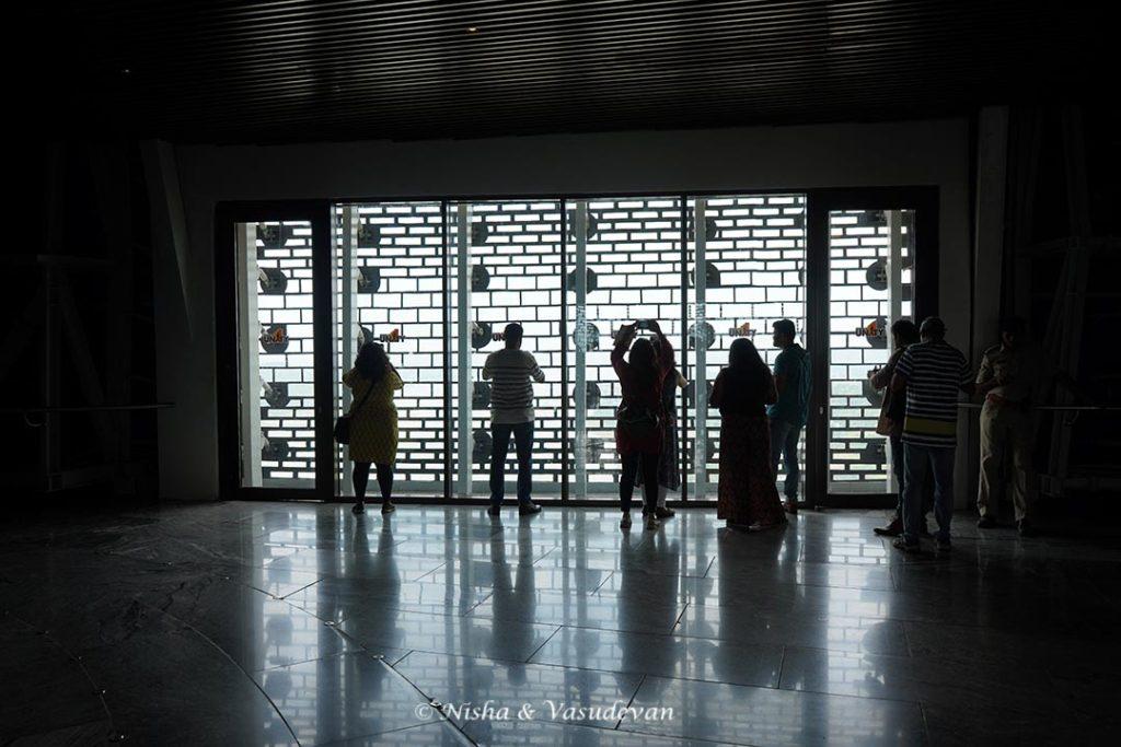 Viewing Gallery, Sardar Patel Statue of Unity