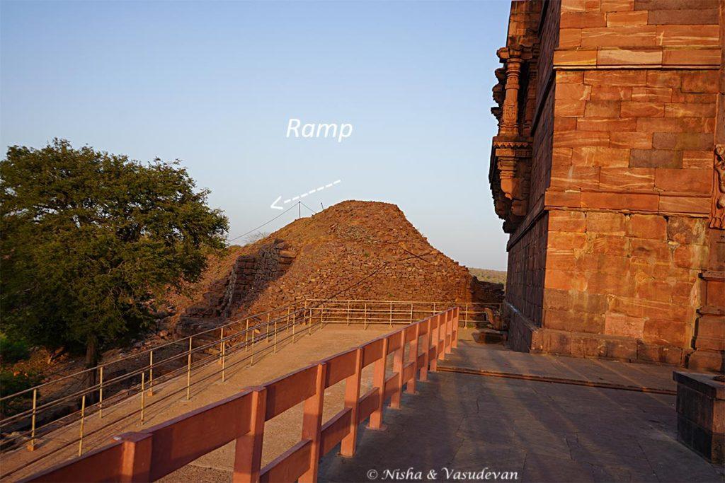 Bhojeshwar Shiva mandir in Bhojpur