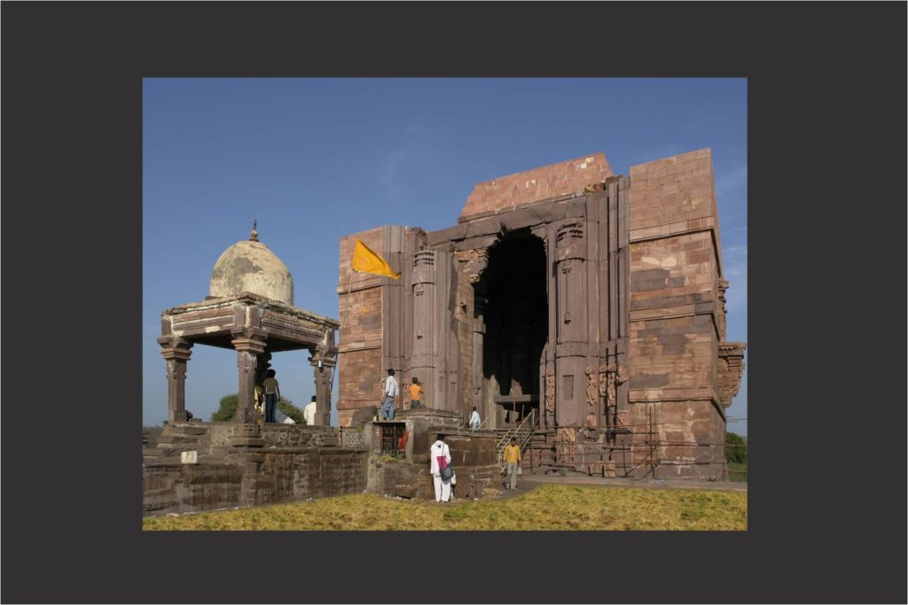 Shiv temple Bhojpur After conservation