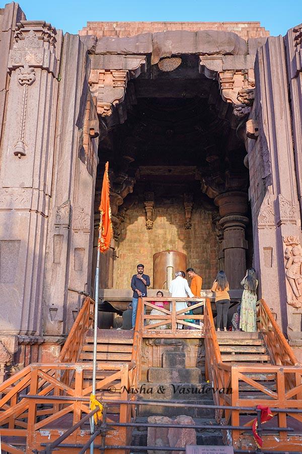 Bhojeshwar Shiva Temple in Bhojpur