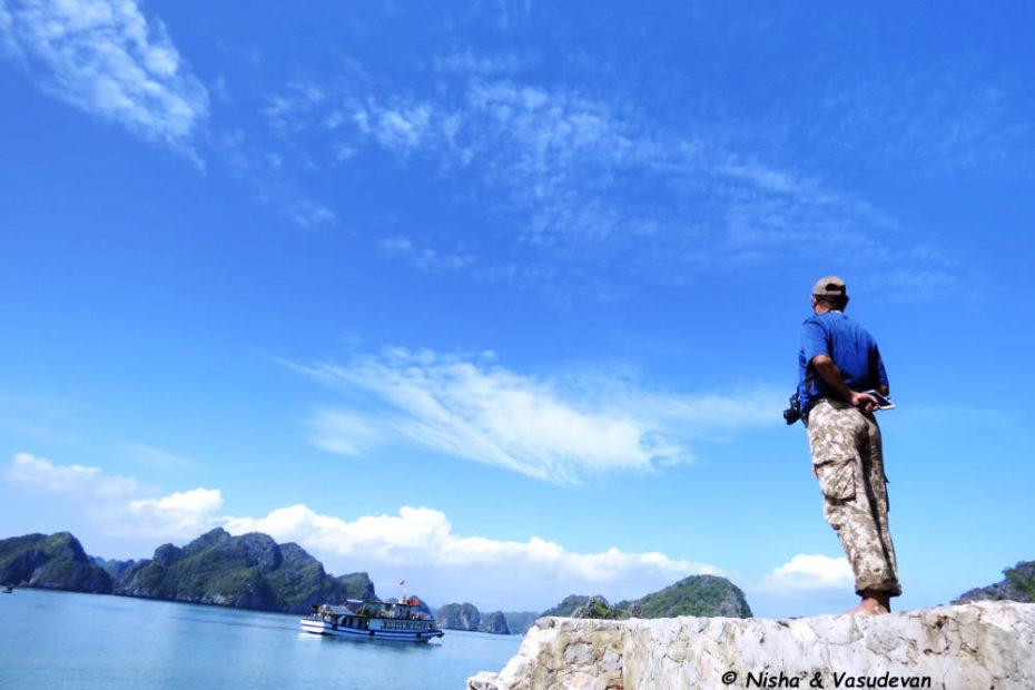 digital working nomads Halong Bay @lemonicks.com