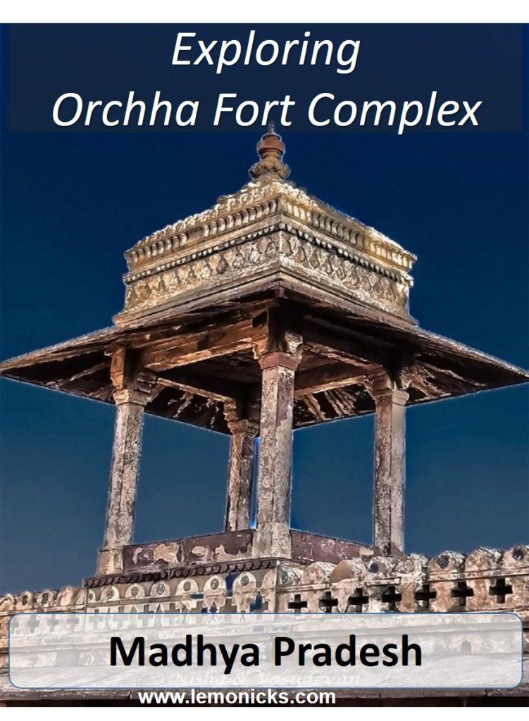 Orchha Fort Complex MP