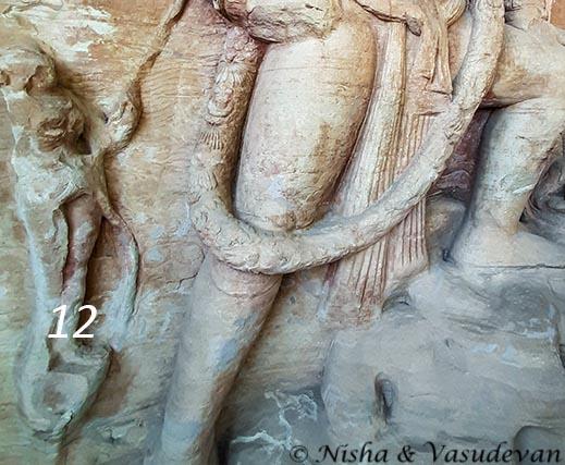Udayagiri Caves Madhya Pradesh Lakshmi