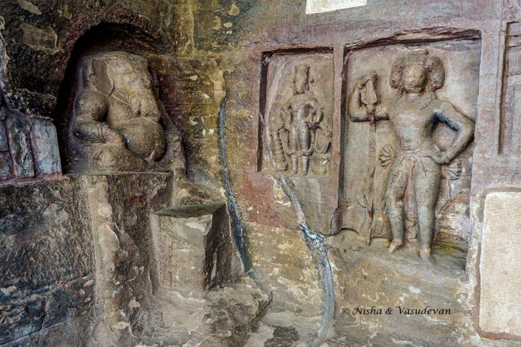 Udayagiri Caves Madhya Pradesh Shiva Shambu Cave 6