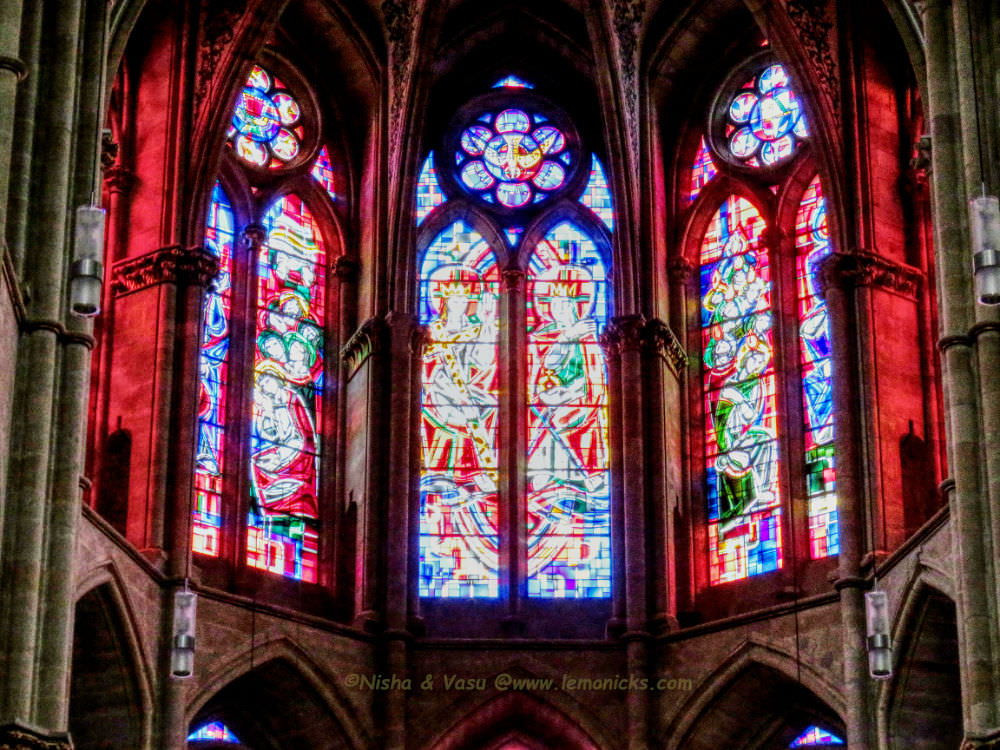 things to do in trier germany: Church of our Lady @www.lemonicks.com