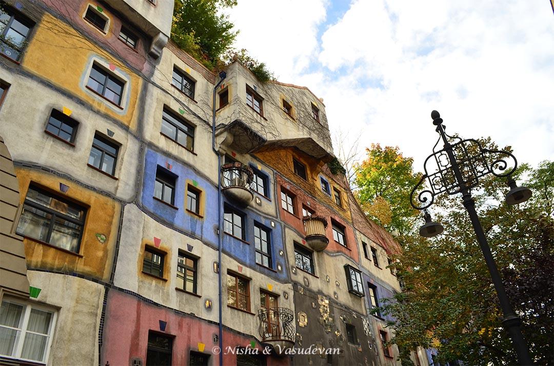 things to do in vienna Hundretwasser Village vienna