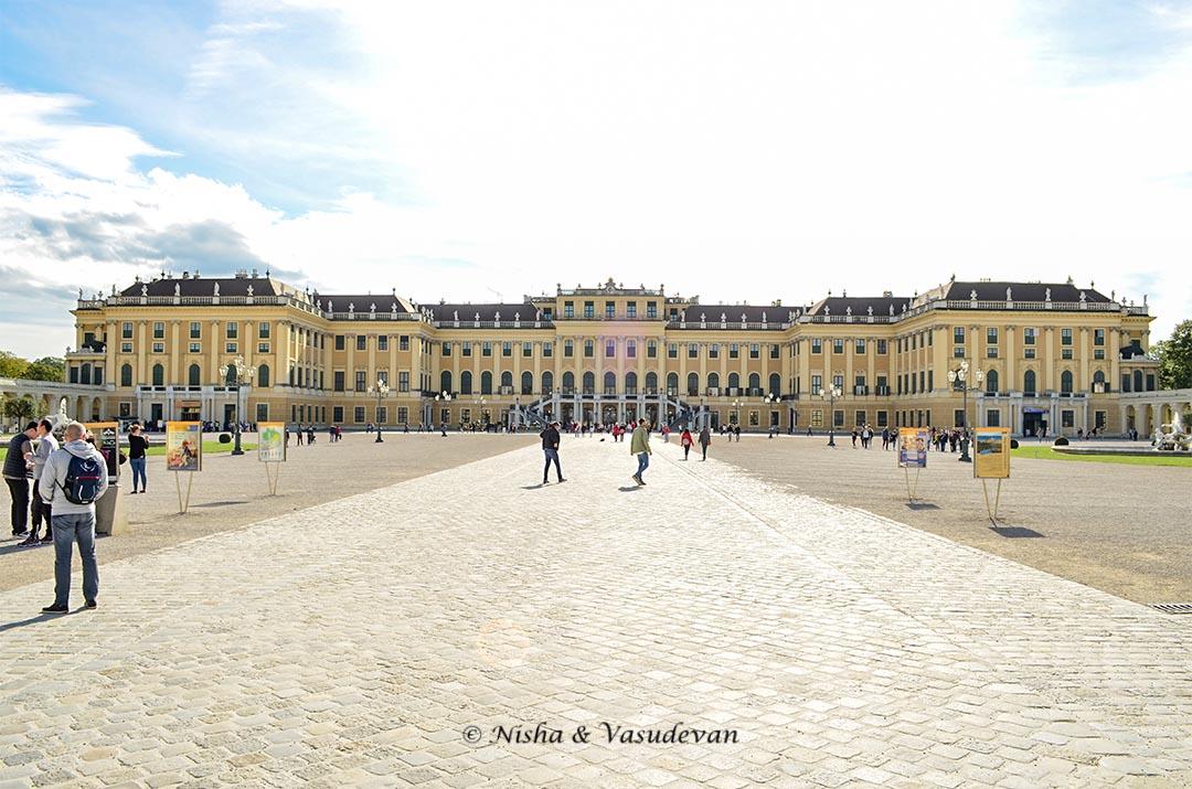 things to do in vienna Shonbrunn palace shoenbrunn
