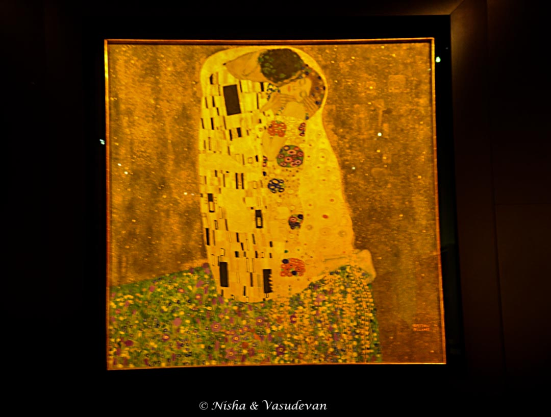 things to do in vienna kiss by klimt