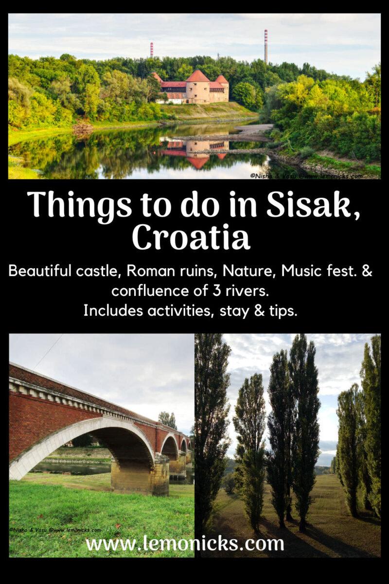 PIN Things to do in Sisak croatia 01 @www.lemonicks.com
