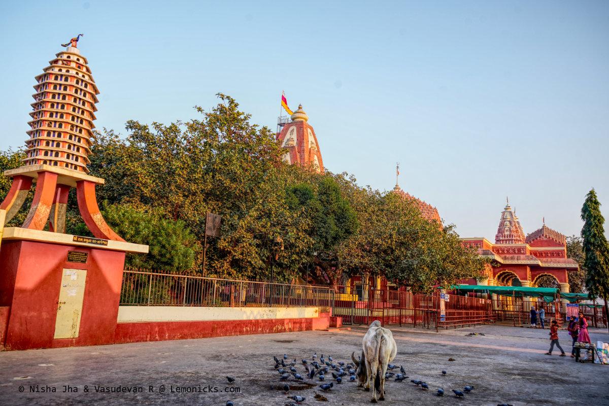 Nagnath Jyotirlinga Temple, Dwarka darukavanam @www.lemonicks.com