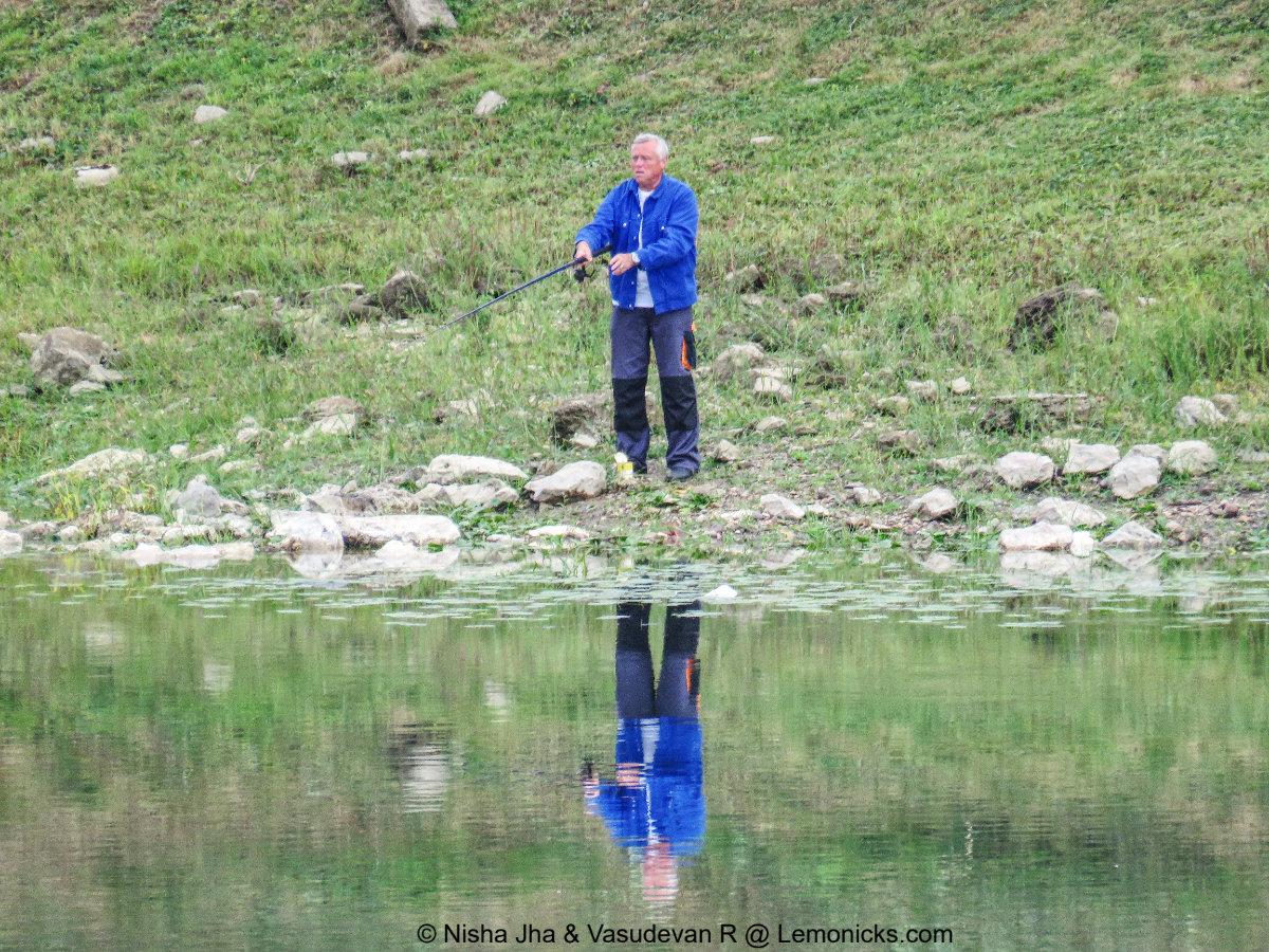 Fishing sisak