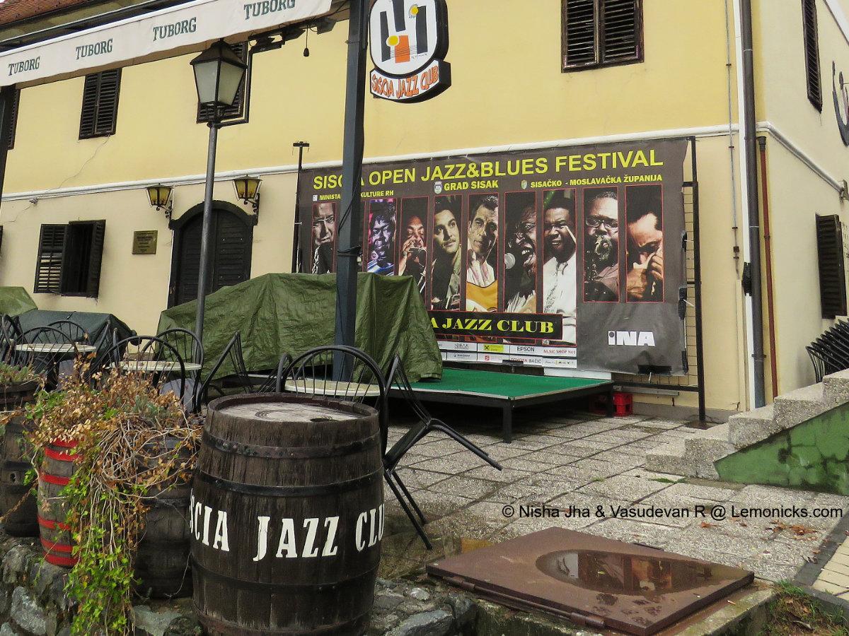 Siscia Jazz club sisak
